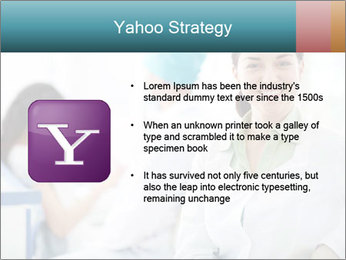 Dentist and patient PowerPoint Templates - Slide 11