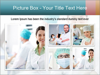 Dentist and patient PowerPoint Template - Slide 19