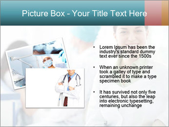 Dentist and patient PowerPoint Template - Slide 20