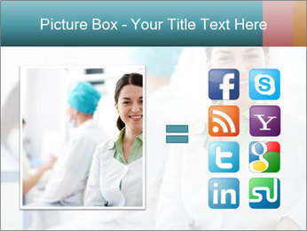 Dentist and patient PowerPoint Template - Slide 21