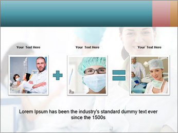 Dentist and patient PowerPoint Template - Slide 22