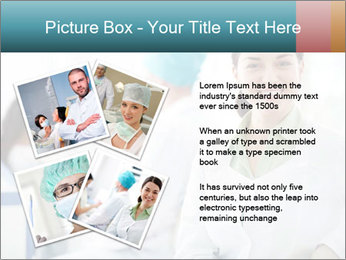 Dentist and patient PowerPoint Template - Slide 23