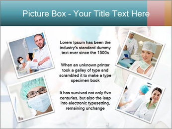 Dentist and patient PowerPoint Template - Slide 24