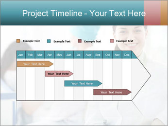 Dentist and patient PowerPoint Template - Slide 25