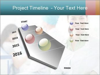 Dentist and patient PowerPoint Template - Slide 26