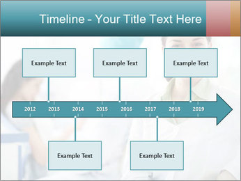 Dentist and patient PowerPoint Templates - Slide 28
