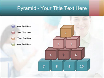 Dentist and patient PowerPoint Template - Slide 31