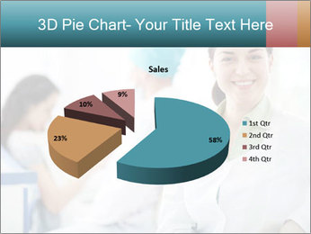 Dentist and patient PowerPoint Template - Slide 35