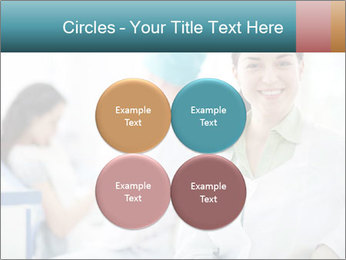 Dentist and patient PowerPoint Template - Slide 38