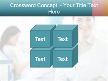 Dentist and patient PowerPoint Templates - Slide 39