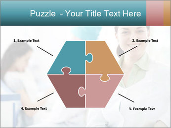 Dentist and patient PowerPoint Template - Slide 40