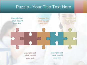 Dentist and patient PowerPoint Template - Slide 41