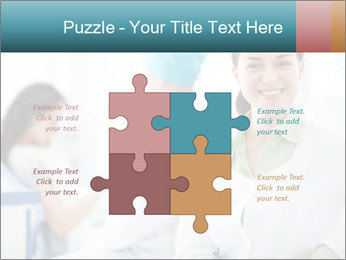 Dentist and patient PowerPoint Template - Slide 43