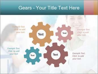 Dentist and patient PowerPoint Templates - Slide 47