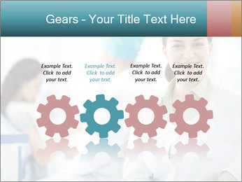 Dentist and patient PowerPoint Template - Slide 48