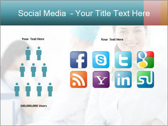 Dentist and patient PowerPoint Template - Slide 5