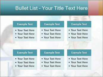 Dentist and patient PowerPoint Templates - Slide 56
