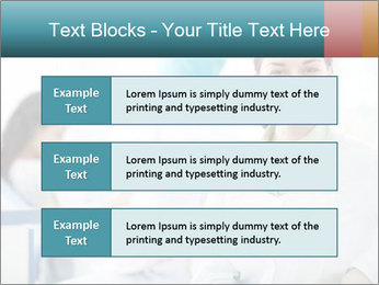 Dentist and patient PowerPoint Templates - Slide 58