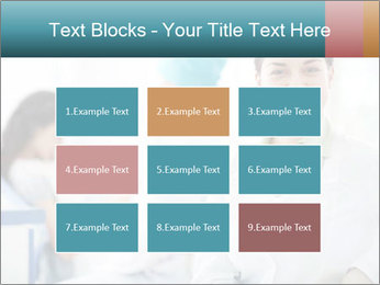 Dentist and patient PowerPoint Templates - Slide 68