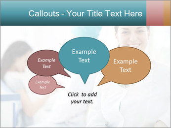 Dentist and patient PowerPoint Template - Slide 73