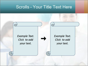 Dentist and patient PowerPoint Templates - Slide 74