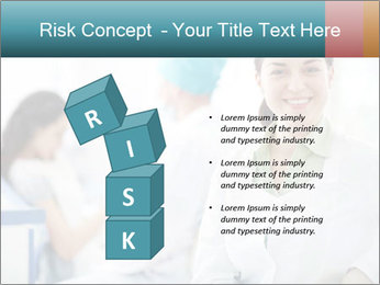 Dentist and patient PowerPoint Template - Slide 81