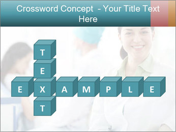 Dentist and patient PowerPoint Templates - Slide 82