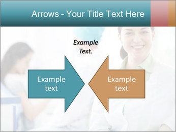 Dentist and patient PowerPoint Template - Slide 90