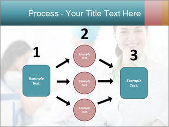 Dentist and patient PowerPoint Template - Slide 92