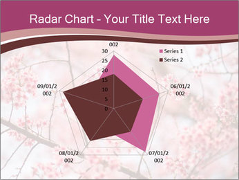 Beautiful cherry blossom PowerPoint Templates - Slide 51