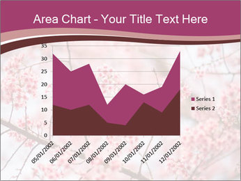 Beautiful cherry blossom PowerPoint Templates - Slide 53