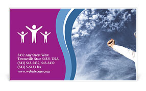 0000092830 Business Card Template