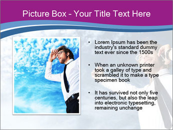 Successful business man PowerPoint Template - Slide 13