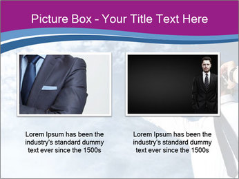 Successful business man PowerPoint Template - Slide 18