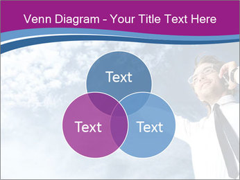 Successful business man PowerPoint Template - Slide 33