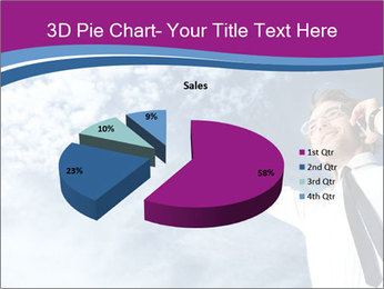 Successful business man PowerPoint Template - Slide 35