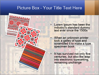 National traditional geometric pattern PowerPoint Template - Slide 17