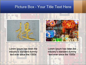 National traditional geometric pattern PowerPoint Template - Slide 18