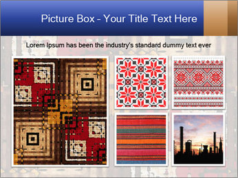 National traditional geometric pattern PowerPoint Template - Slide 19