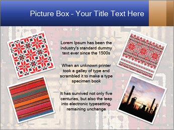 National traditional geometric pattern PowerPoint Template - Slide 24
