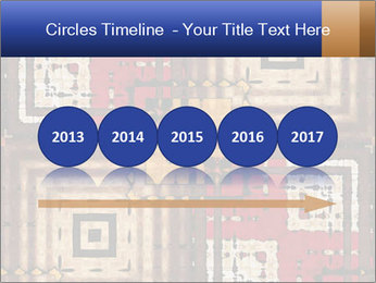 National traditional geometric pattern PowerPoint Template - Slide 29