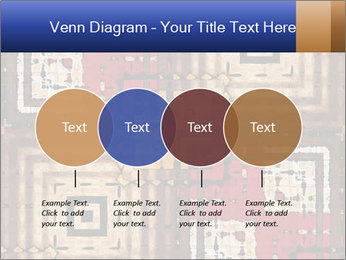 National traditional geometric pattern PowerPoint Template - Slide 32