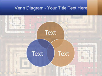 National traditional geometric pattern PowerPoint Template - Slide 33