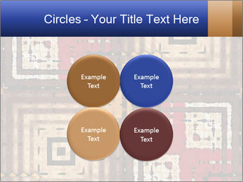 National traditional geometric pattern PowerPoint Template - Slide 38