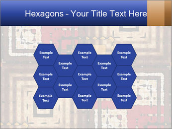 National traditional geometric pattern PowerPoint Template - Slide 44
