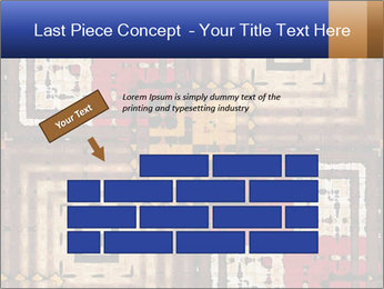 National traditional geometric pattern PowerPoint Template - Slide 46