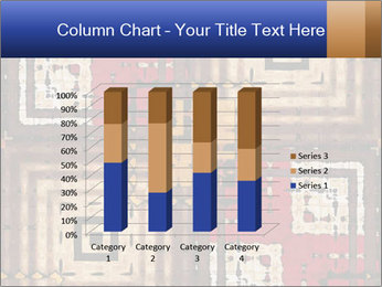 National traditional geometric pattern PowerPoint Template - Slide 50