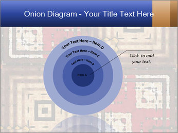 National traditional geometric pattern PowerPoint Template - Slide 61