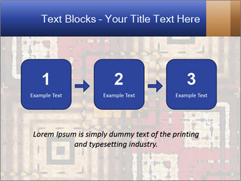 National traditional geometric pattern PowerPoint Template - Slide 71