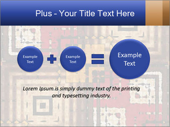 National traditional geometric pattern PowerPoint Template - Slide 75